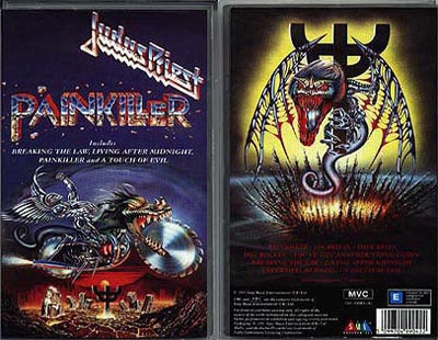 video-judas-priest-painkiller-1991-vhs