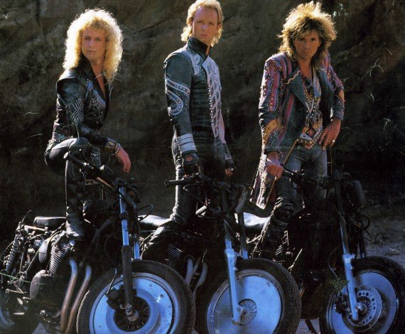 Judas-Priest-classic-band-photo-concert