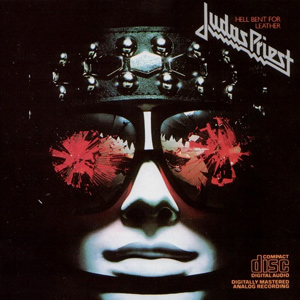 Альбом Judas Priest - Hell Bent For Leather (1979) Скачать или Слушать Онлайн  (Download Judas Priest - Hell Bent For Leather 1979 mp3)